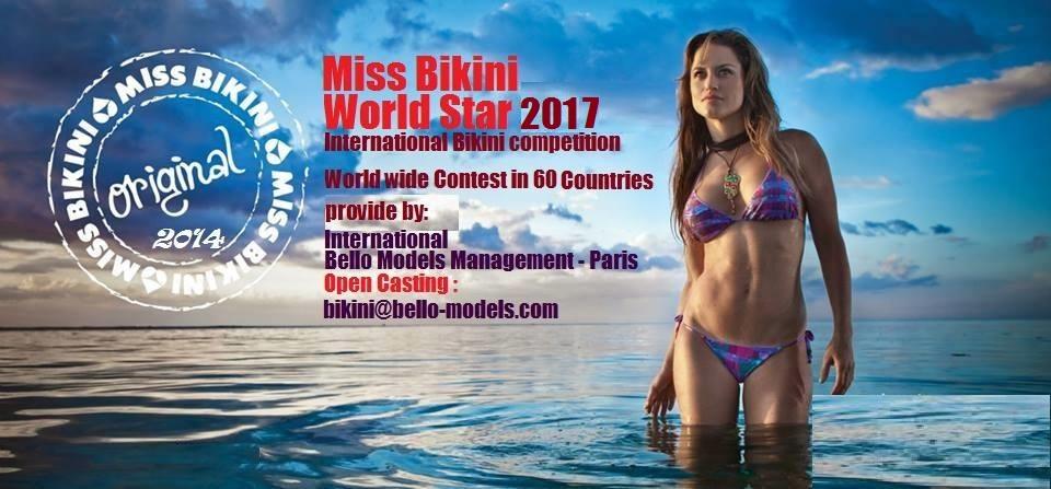 Nice contact bikini models never