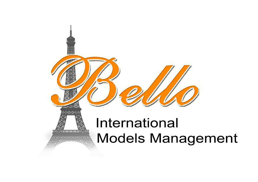 International Bello Models Management Paris Logo www.bello-models.com