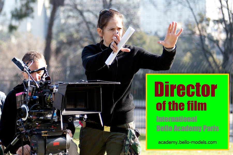 Director of the film by international Bello Academy