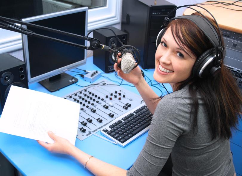 Radio Host Training