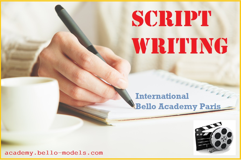 script writing by bello Academy Paris