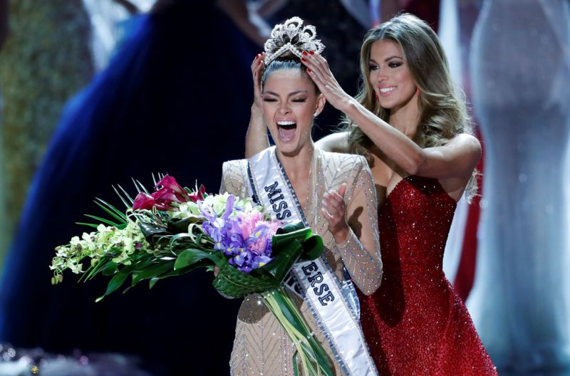 Learn how to be successful in Miss Universe pageant