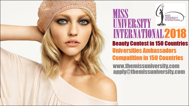 Miss University international pageant organization
