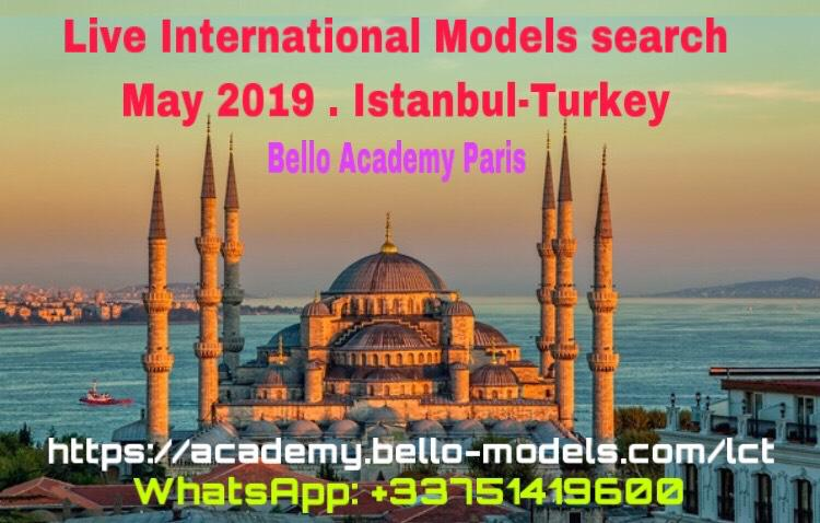 The Casting Project Turkey. Models search Istanbul turkey