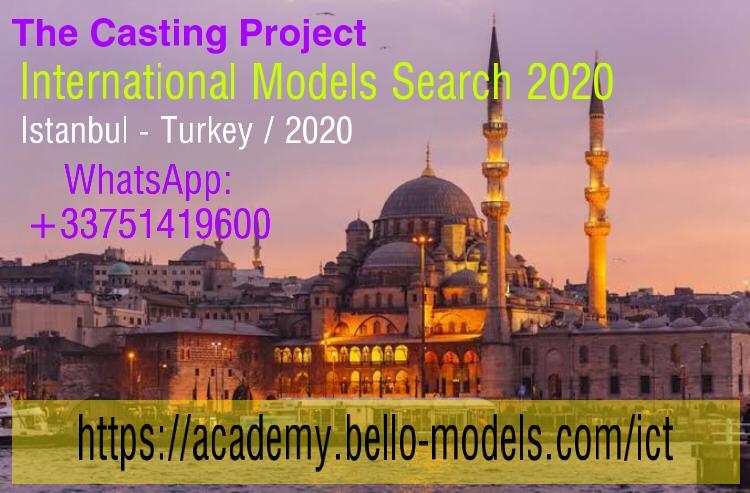 Models training in Istanbul - turkey