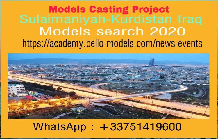Modeling training in Kurdistan Iraq